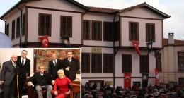 Yayla Mahallesi'ndeki Atatürk Evi'nin Açılışı Coşkuyla Gerçekleştirildi