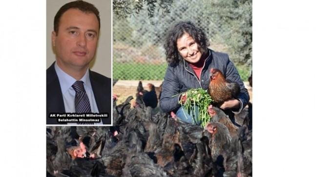 """""""Genç Çiftçilere 30 bin TL'ye kadar Hibe verilecek"""""""