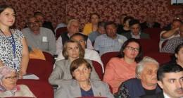 """Pınarhisar'da """"Vatandaşlarla Buluşma Toplantısı"""" düzenlendi"""