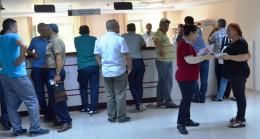 Kırklareli Sosyal Güvenlik İl Müdürlüğü'nde Yapılandırma Yoğunluğu yaşanıyor