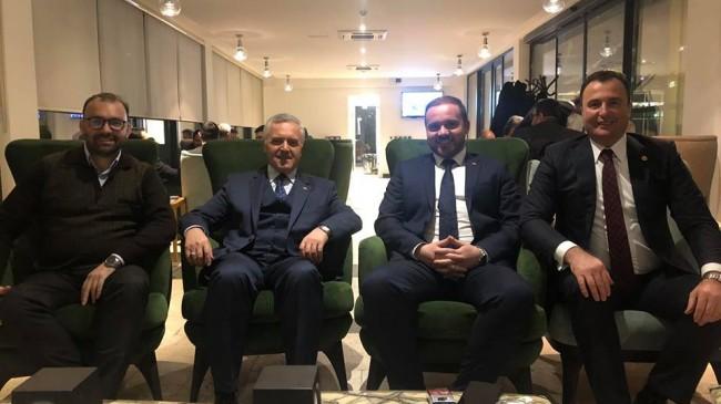 AK Parti'nin ilçe belediye başkan adayları açıklanıyor