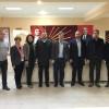 AK Parti, CHP'ye başsağlığı ziyareti yaptı
