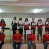 Öğrenciler, enerji tasarrufu için şarkı yazdılar
