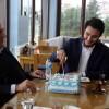 Zortul Medya'nın genç patronu Seyyid Muhammed Maruf Zortul'a Sürpriz doğum günü