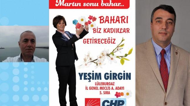 CHP, Kırklareli'nde İl Genel Meclisi listesinden emin