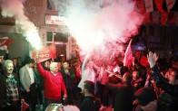 CHP'si ve İYİ Parti'ye gönül veren çok sayıda vatandaş  Mehmet Tuna Soykan  için yürüdü
