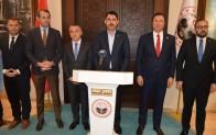 Çevre ve Şehircilik Bakanı Murat Kurum Kırklareli'ndeydi
