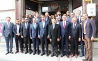 """Bakan Murat Kurum, """"Yeni yatırımların önünü açacağız"""""""
