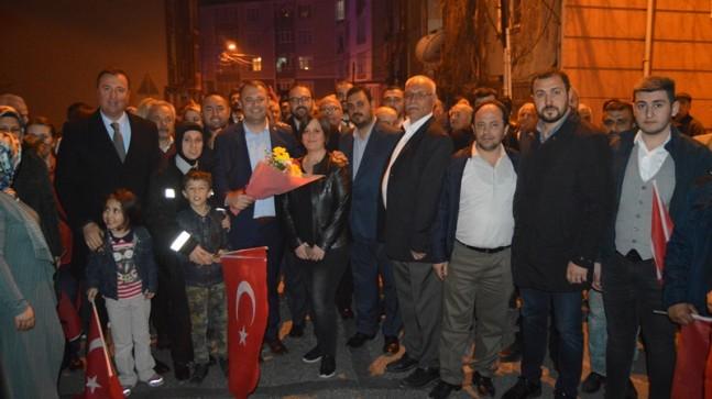 """Cumhur İttifakı Kırklareli Belediye Başkan Adayı Derya Bulut: """"Belediyenin taşınmazlarına  haciz konuldu"""""""
