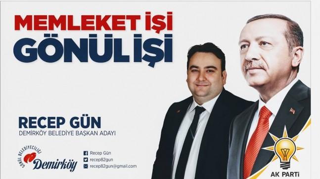 """""""Gün, Demirköy'de AK Parti Günü'dür"""""""