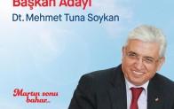 """Millet İttifakı Kırklareli Belediye Başkan Adayı Mehmet Tuna Soykan, """"Kırklareli'ne Bilim Park Kuracağız"""""""