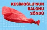 """""""Kesimoğlu, 31 Mart 2019'da jübilesini yapıyor"""""""