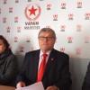Vatan Partisi Kırklareli Adayı Halil Göçen