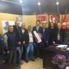 Başkan Talay'a Ziyaretler Sürüyor