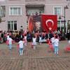 Üsküp Beldesi 23 Nisan'ı coşkuyla kutladı
