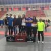 Lüleburgazlı sporcular Türkiye üçüncüsü