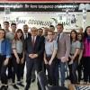 Öğrenciler 4 Bin Kitaplık Kütüphane Yaptı