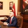"""""""23 Nisan 1920'de sergilenen milli irade ruhu ülkemizde demokrasinin ve millet egemenliğinin teminatı olmuştur"""""""