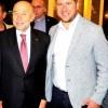 Başkan Can, Nihat Özdemir ile bir araya geldi