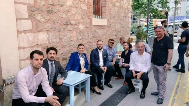 Kırklarelili Milletvekilleri ve Partililer İstanbul'a kamp kurdu