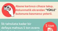 Pınarhisar Belediyesi su yükleme cihazını faaliyete geçirdi