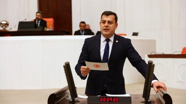 """Milletvekili Vecdi Gündoğdu, """"Çiftçiyi neden cezalandırıyorsunuz?"""""""