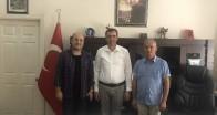Kızılay Başkanı Volkan Göç'ten ziyaret