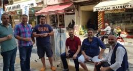 Ak Parti İl Başkanı Çiler'den Esnaf Ziyareti