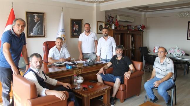 Gürel Koşdemir, Kavaklı Spor için kolları sıvadı