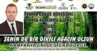 KTSO'dan ağaç kampanyasına tam destek