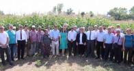 Pehlivanköy'de yerli tohumun önemi anlatıldı