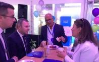 """KTSO Başkanı Soner Ilık, TOBB, Facebook ve Habitat Derneği ortaklığında kurulan """"Facebook İstasyon"""" açılışına katıldı"""
