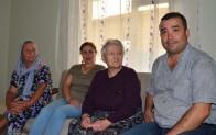 Yaşlı kadına Haluk Levent sahip çıktı