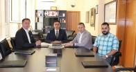 Kırklareli Cumhuriyet Başsavcısı Kapağan, Kırklareli Ticaret ve Sanayi Odası'nı ziyaret etti