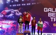 Vali Bilgin'den Şampiyona Tebrik