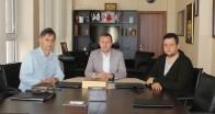 KTSO Başkanı Ilık'a ziyaret