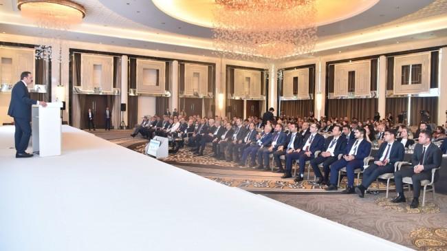 """KTSO Başkanı Soner Ilık, """"Güçlü Bir Ulusal Ekonomi İçin Fikri Mülkiyetin Rolü Zirvesi""""ne katıldı"""