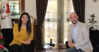 CHP Merkez İlçe Başkan Adayı Mert Urdal çalışmalarını sürdürüyor