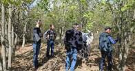 Çeşmeköy Bal Ormanı Gelişiyor