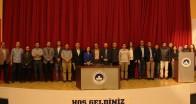 Türk Dili Ve Edebiyatı Bölümü'nün Kuruluşunun 10. Yılı Kutlandı