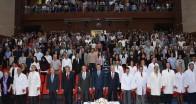 Tıp Fakültemizin Birinci Dönem Öğrencileri, Beyaz Önlüklerini Giydi