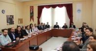 Pınarhisar MYO Akademik Kurul Toplantısı Düzenlendi