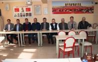 KTSO'dan CHP'ye ziyaret