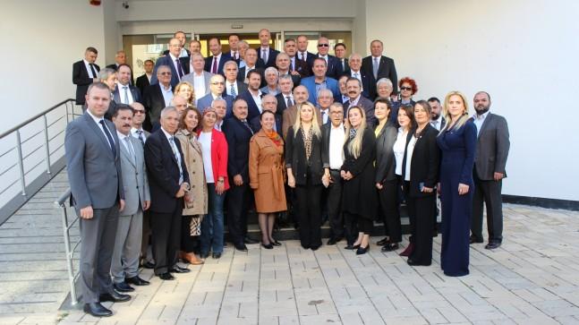 """KTSO Başkanı Soner Ilık; """"Bölge ekonomimizin gelişmesi için verimli bir toplantı oldu"""""""