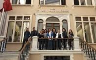 Kırklarelili öğrenciler İstanbul Moda Akademisini gezdi