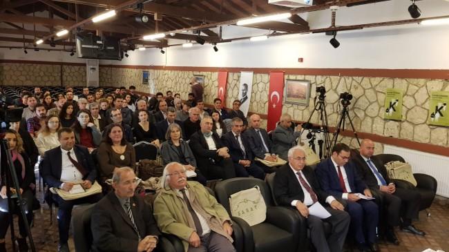 SARAT'ın Yerelde Arkeoloji Toplantısı Kırklareli'nde Düzenlendi