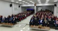 """""""Peygamberimiz ve Aile"""" konulu konferans düzenlendi"""