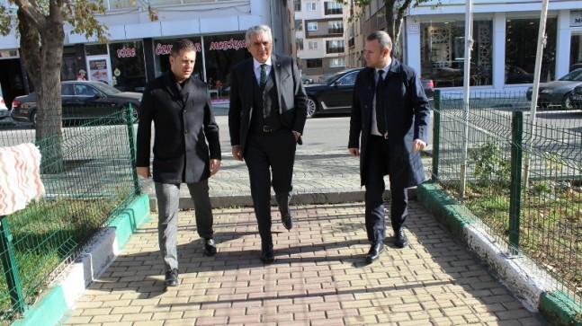 """""""Kırklarelispor şehrimizin tanıtılması açısından önemli bir misyon üstlenmektedir"""""""