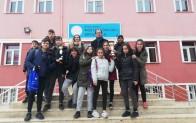 Mustafa Dalcalı Ortaokulu başarıya doymuyor