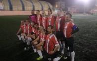 Kırklareli Masterler ve Veteranlar Futbol Takımı rahat yendi